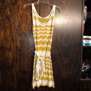 Forever 21 stripped dress